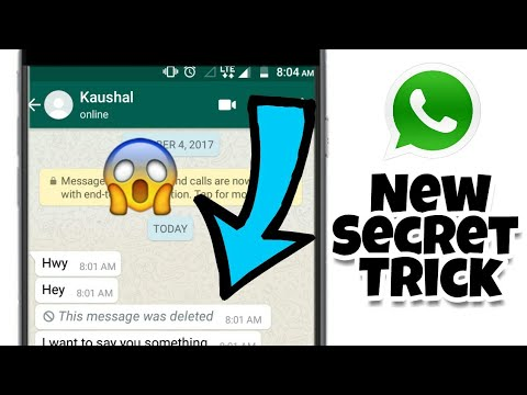 WhatsApp New Amazing  Features You Must Try Right Now -2017[HINDI]