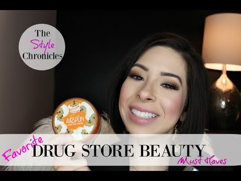 Fave Drug Store Beauty Products - Must Haves