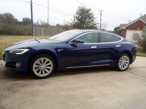 Tesla Model S 90D long distance trip. (780 miles), with limited Super Charger access.