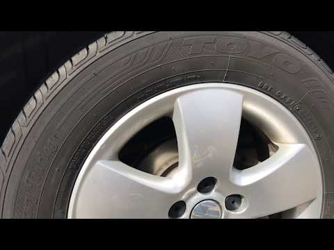 HOW TO DETAIL TIRES - FAST AND EASY!