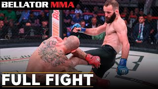 Full Fight | Pedro Carvalho vs. Sam Sicilia - Bellator 226