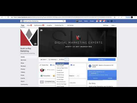 How to Change Your Name and Username on Facebook Business Page