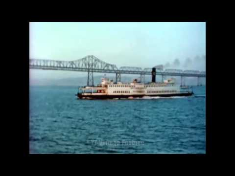 Southern Pacific serving the Bay area -incl. Ferry boat Eureka