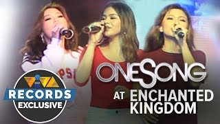 One Song Promo Tour at Enchanted Kingdom