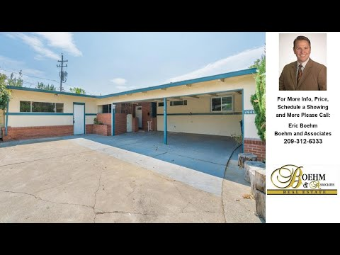 1440 Madison Ave, Tracy, CA Presented by Eric Boehm.