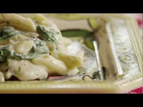 How to Make Pesto Chicken Florentine | Chicken Recipe | Allrecipes.com