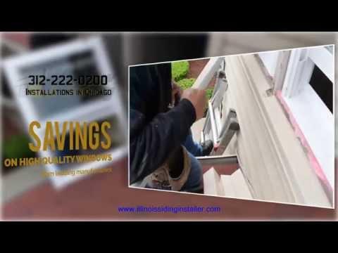 Window Replacement Chicago 312-222-0200  Vinyl Windows Installer