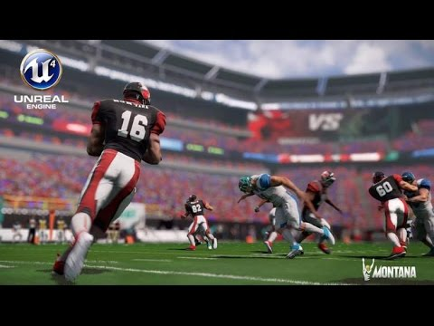 Joe Montana Football 16 - CONFIRMED Mobile/PC Game