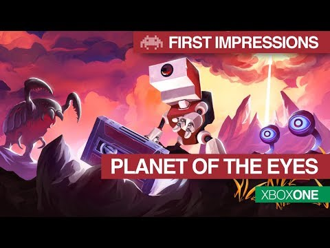 First Impressions: Planet of The Eyes on Xbox One