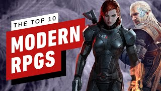 The Top 10 Modern RPGs of All Time