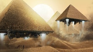 10 CLUES The Pyramids Were Built Using ADVANCED Ancient Technology