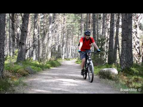 MTB holidays in Scotland with BooknBike