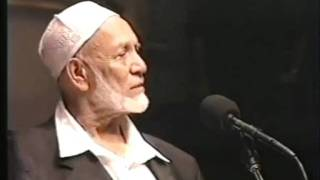 Mary In The Quran By Sheikh Ahmed Deedat