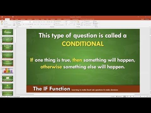 How To Find The Word Count Of A PowerPoint Presentation