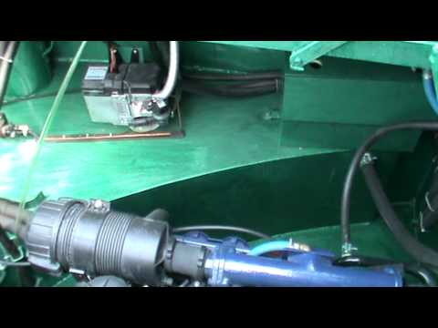 Narrowboat Engine