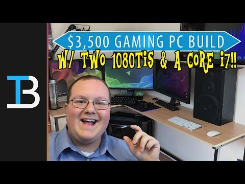 $3,500 Gaming/Editing PC Build Guide (Replicating My Gaming PC in 2018!)