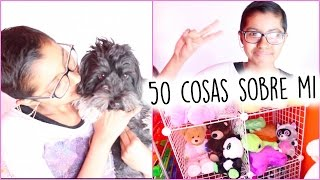 ♡50 Cosas Sobre Mi | Michelle Luna