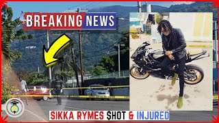 Sikka Rymes SH0T and injured - Hospitalized in CRITICAL condition