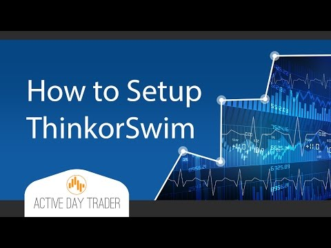 Beginner Option Trading tutorial: Learn How to Setup in TOS | ThinkorSwim