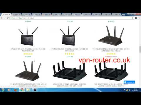 Which VPN Router