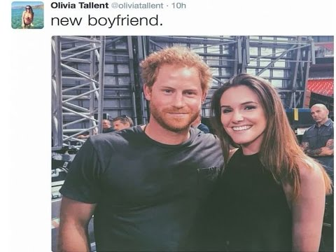 Prince Harry Meets Bruce Springsteen Bassist's Daughter Backstage Who Tweeted Of New Boyfriend