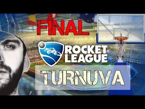 Rocket League : Türkçe Gameplay Online - Basketbol Turnuvası Final !