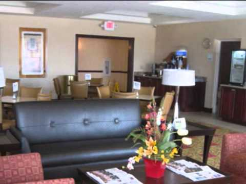 Holiday inn express hotel davenport