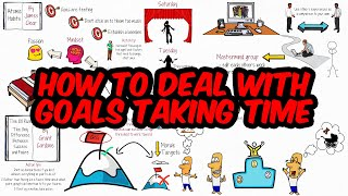 How to Come to Terms With Not Achieving Your Goals Immediately