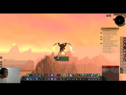 how to get to first quest of netherwing drake quest