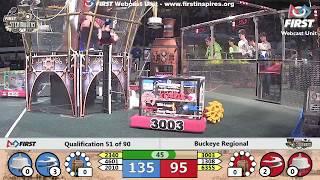 Qual 51 - 2017 Buckeye Regional
