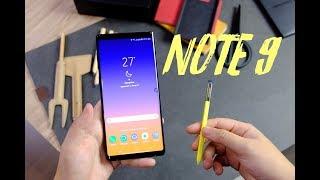 พรีวิว Galaxy Note 9 สนิทกับ Note 9 ภายใน 12 นาที