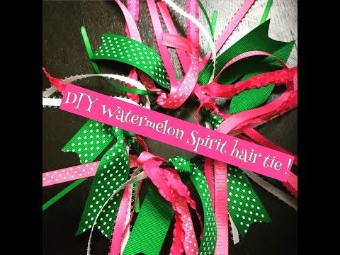 Watermelon Spirit Hair Tie!!