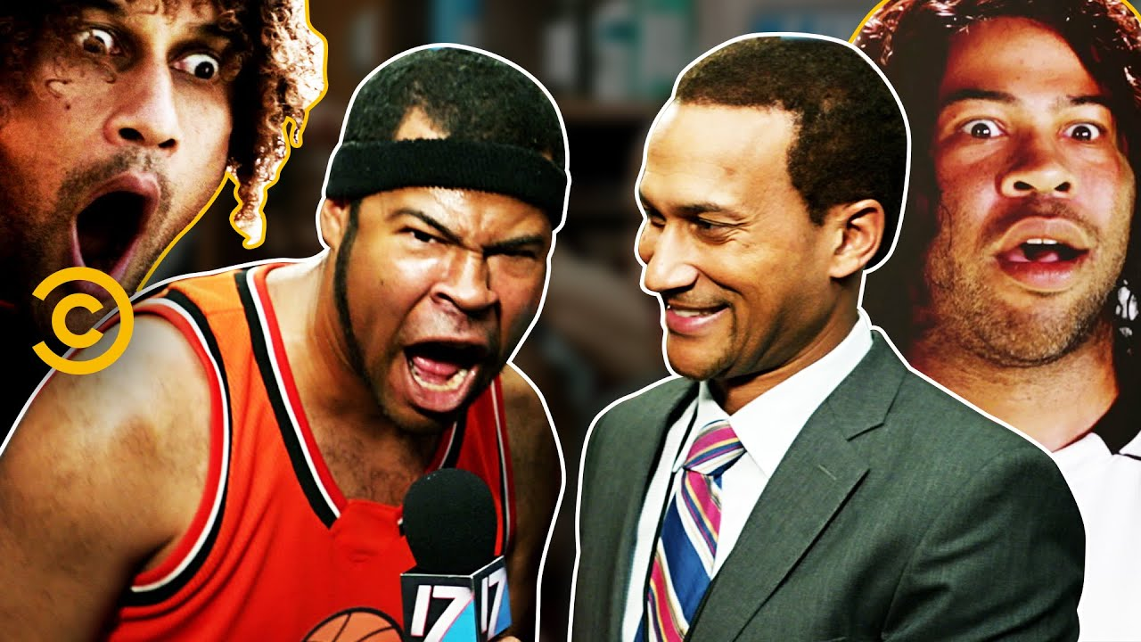 The Best Sports Sketches - Key & Peele