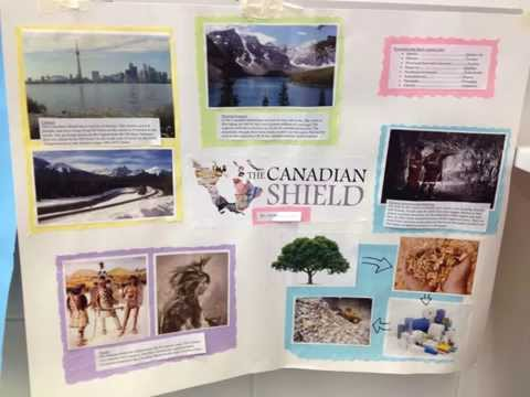 Grade 4 & 5 Science and Social Studies Projects 2013 2014
