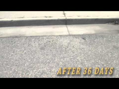 Driveway Cleaner that removes Grease Stains and Oil Stains fast and supper easy.