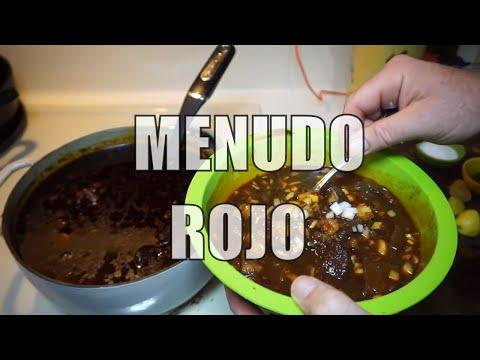 Menudo Rojo Recipe