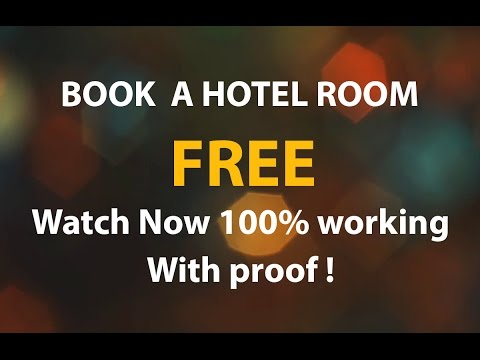 book  hotel room  and get 2000 cashback   by reg 100% true watch it now