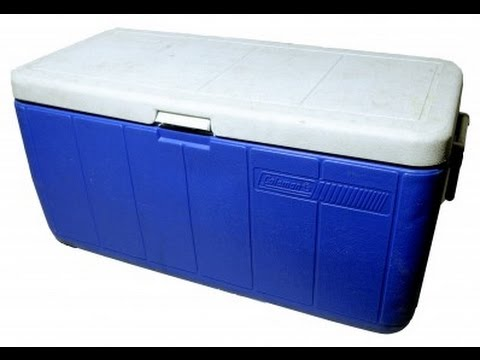 How to clean your cooler