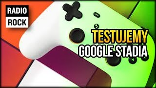 Test Google Stadia