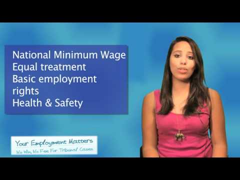 New Agency Employment Rights