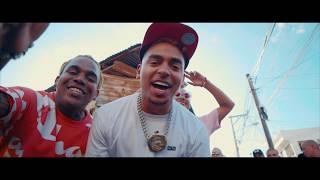 OZUNA ft El Cherry Scom y Kiko El Crazy - Baje con trenza Remix (Video Oficial)