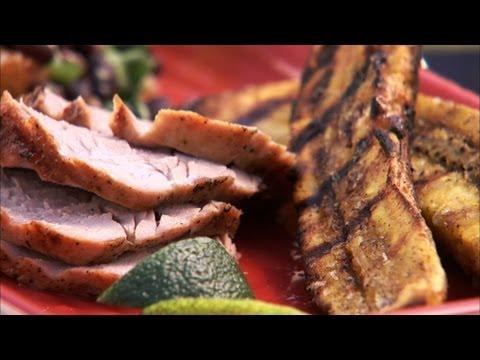 Cuban Pork and Plantains HD