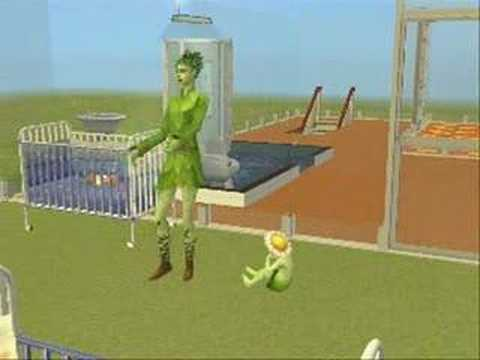 How Plant Sims have babies Sims 2