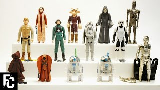 10 Most EXPENSIVE Star Wars Toys | LIST10