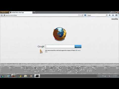 How to Back Up Bookmarks in Firefox on Windows 7 : Windows 7 & More
