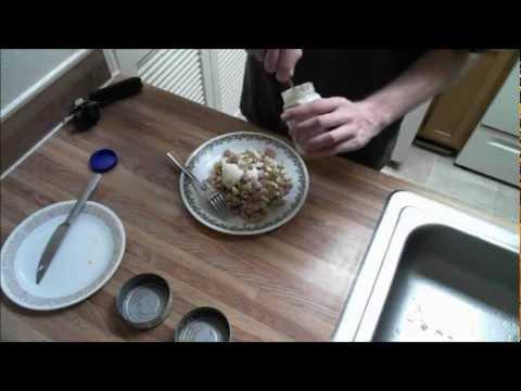How to Make Tuna Fish Salad (Sandwich)