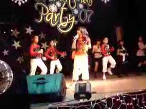 Pauline Rivera and the Hip-Hop Bunnies