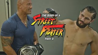 """The Diaries Of A Street Fighter Part X: """"The Finale"""" (Jorge Masvidal)"""