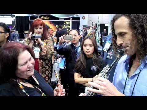 Xxx Mp4 Kenny G Circular Breathing NAMM 2010 HD 1 Mov 3gp Sex