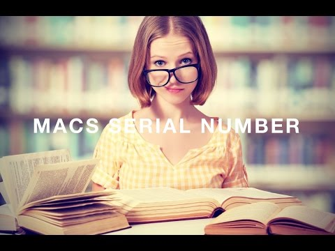Mac Tips: How to Find My Mac's Serial Number